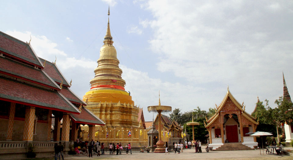 Lamphun Thailand  City pictures : Thailand: Lamphun