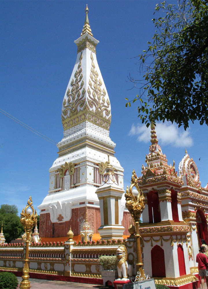Nakhonpanom Thailand  city photos : Photo: Thailand NorthEast Nakhon Phanom ThaiSmile.jp Phra That ...