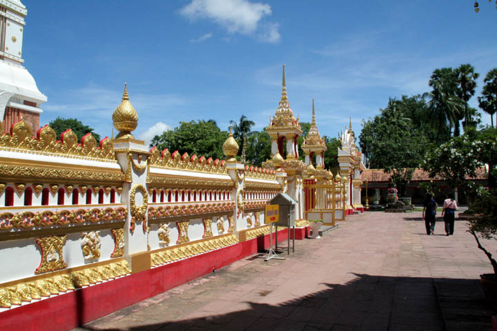 Nakhonpanom Thailand  City new picture : Photo: Thailand NorthEast Nakhon Phanom ThaiSmile.jp Phra That ...